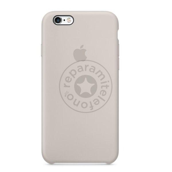 7d89358c14a Funda original de silicona color piedra para iPhone 6/6s - Repara mi ...